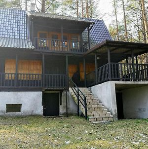 Warchaly Near Szczytno, Rustic Lodge At Lake photos Exterior