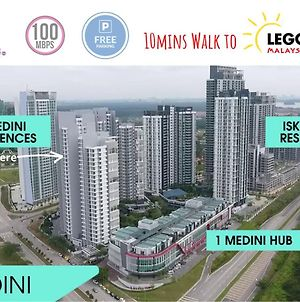 Hostahome Suites @1Medini Residence Near Theme Park photos Exterior