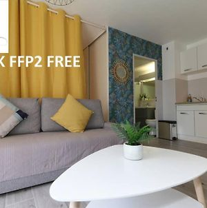 Carpe Diem Parking Wifi Mbs School Appartement 4Pers photos Exterior