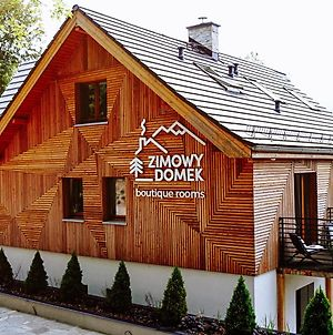 Zimowy Domek Boutique Rooms - Adults Only Vege photos Exterior