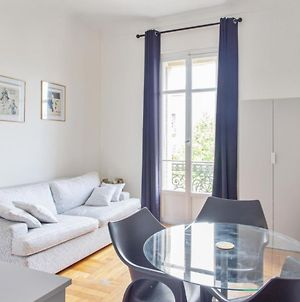 Bright One-Bedroom With Balcony Near Jean Medecin In Nice Welkeys photos Exterior