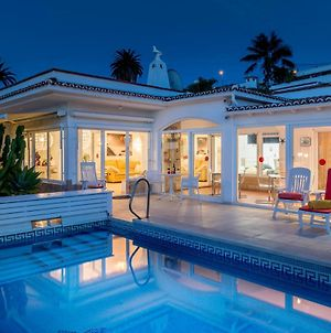 Relaxing Villa With Heated Pool And Ocean View photos Exterior
