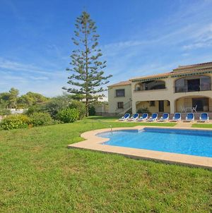 Xabia Holiday Home Sleeps 10 With Pool Air Con And Wifi photos Exterior