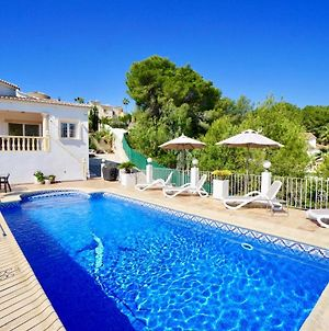 Fanadix Holiday Home Sleeps 6 With Pool Air Con And Wifi photos Exterior