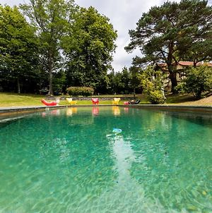 Les Ecuries Keyweek Villa With Swimming Pool In Wooded Park Biarritz photos Exterior