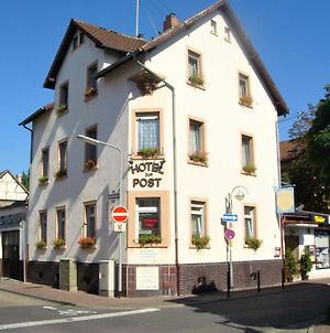 Hotel Zur Post Schwanheim photos Exterior
