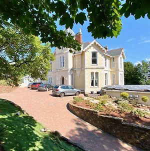 Torbay Rise - With Pool, Hot Tub, Sauna, Gym, Games And Cinema Room; Sea Views photos Exterior
