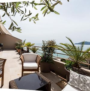 Immogroom - Panoramic Sea View - Terrace - 1 Min From The Beach photos Exterior