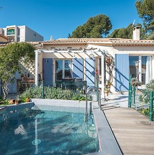 Immogroom - Sea View - Garden - Quiet Area And Swimming-Pool - Ac photos Exterior