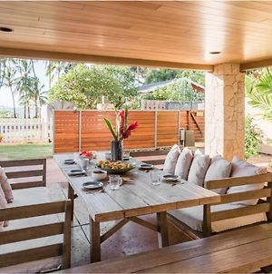 Paia Beach Luxury Home photos Exterior
