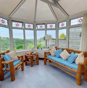 Spacious Holiday Home In Tintagel With Sea Nearby photos Exterior