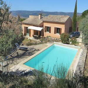 Elite Holiday Home With Swimming Pool In Roussillon photos Exterior