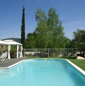 Spacious Villa In Gareoult With A Private Pool photos Exterior