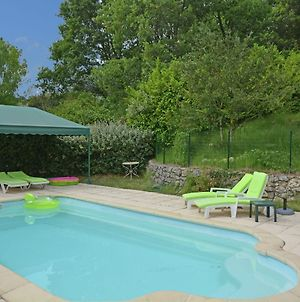 Villa With Swimming Pool And Panoramic View Walking Distance From Ampus photos Exterior