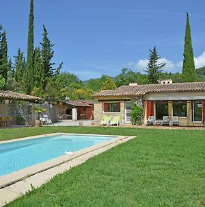 Spacious Villa With Private Pool In Fayence photos Exterior