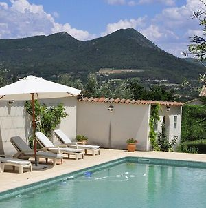 Stunning Villa In Mirabel-Aux-Baronnies With Swimming Pool photos Exterior