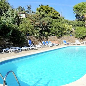 Provencal Holiday Home In Bormes Les Mimosas With Terrace photos Exterior