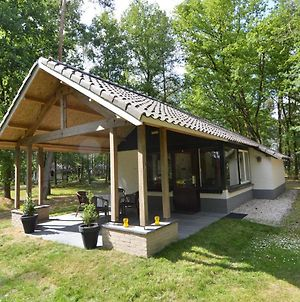 Detached Bungalow With Lovely Covered Terrace In A Nature Rich Holiday Park photos Exterior