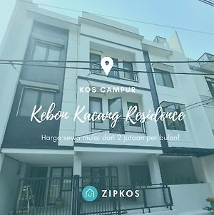 Exclusive Room With View @ Kebon Kacang Residence photos Exterior