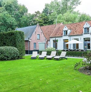 Quaint Cottage In Bruges With Terrace photos Exterior