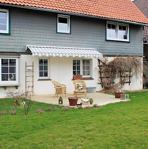 Cozy Apartment In Wulften Am Harz With Horse Riding photos Exterior