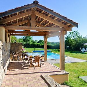 Lovely Holiday Home With Pool In Lavoine photos Exterior