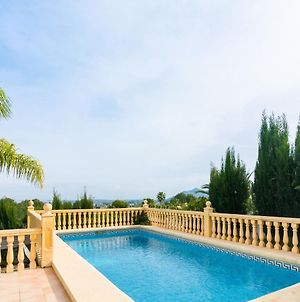 Beautiful Villa In Pedreguer With Swimming Pool photos Exterior