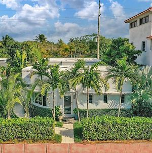 Stunning Miami Beach 2 Bedroom Bungalow With Heated Pool, Minutes From The Beach photos Exterior