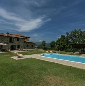 Beautiful Mansion In Poppi With Pool photos Exterior
