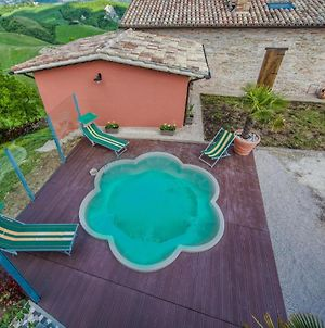 Modern Mansion In Sant'Angelo In Vado With Swimming Pool photos Exterior