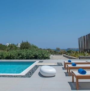 Luxury Paros Villa Master Villa Sea View Private Pool 3 Bdr Tserdakia photos Exterior