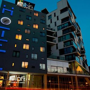 Aloft Brussels Schuman photos Exterior