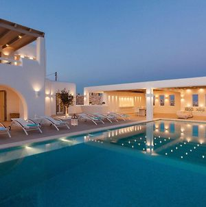 Platinum Paros Villa Villa Majesty 6 Bedrooms Sea Views Ambelas photos Exterior