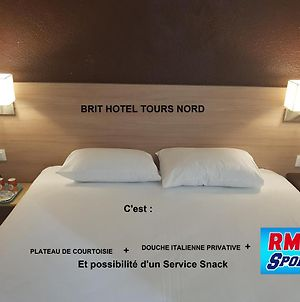Brit Hotel Essentiel Tours Nord photos Exterior
