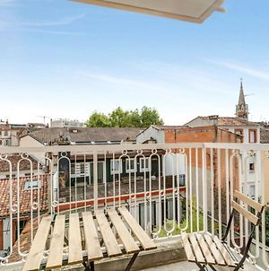 2Br In Toulouse Colors With Balcony Close To The Train Station Welkeys photos Exterior