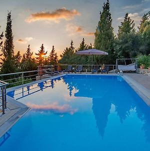 Luxury Paxos Villa Villa Mylos 4 Bedrooms Sea Views Gaios photos Exterior