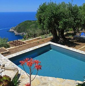 Luxury Paxos Villa Villa Zoe 3 Bedrooms Sea Views Gaios photos Exterior