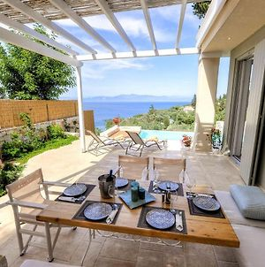 Luxury Paxos Villa Villa Apeiron I Sea Views 2 Bedrooms Gaios photos Exterior
