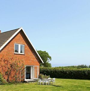 Three-Bedroom Holiday Home In Gudhjem 2 photos Exterior