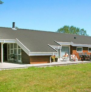 Four Bedroom Holiday Home In Aakirkeby 7 photos Exterior