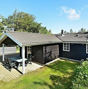 Three-Bedroom Holiday Home In Oksbol 21 photos Exterior