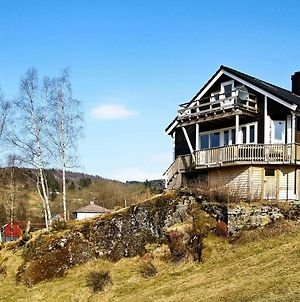 Four-Bedroom Holiday Home In Bygstad 2 photos Exterior