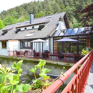 Luxurious Holiday Home In Vielsalm With Jacuzzi photos Exterior