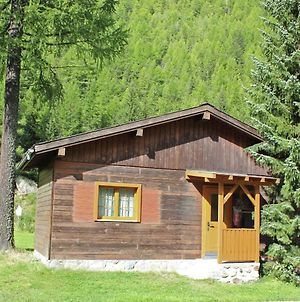 Cosy Chalet In Meiggerli With Garden photos Exterior