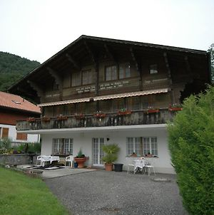 Pristine Holiday Home In Wilderswil With Garden photos Exterior