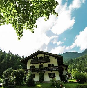 Pleasant Apartment In Ruhpolding, Bavaria With Swimming Pool photos Exterior