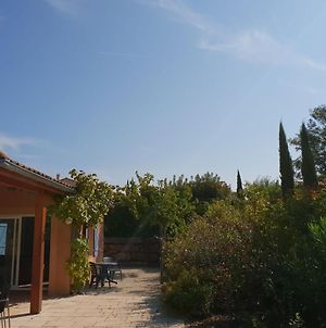 Modern Villa In Vallon-Pont-D'Arc With Swimming Pool photos Exterior