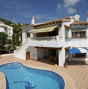 Magnificent Villa In Moraira Near The Sea photos Exterior