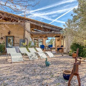 Country House On Large Private Domain With Own Swimming Pool And Panoramic View photos Exterior
