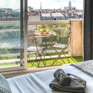 Apartment With Terrace - Amazing View All Over Paris - 825 photos Exterior